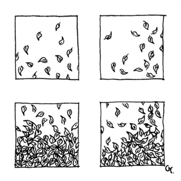 ZOOM Petit motif floral - Zoom