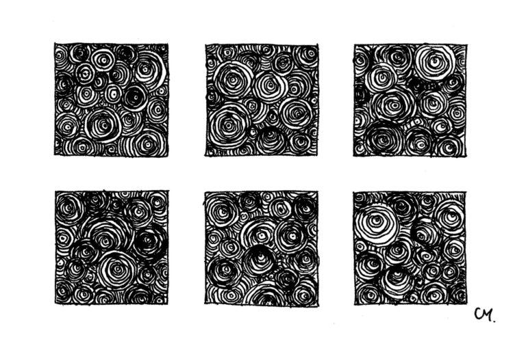 Motifs Floraux - petit - 3