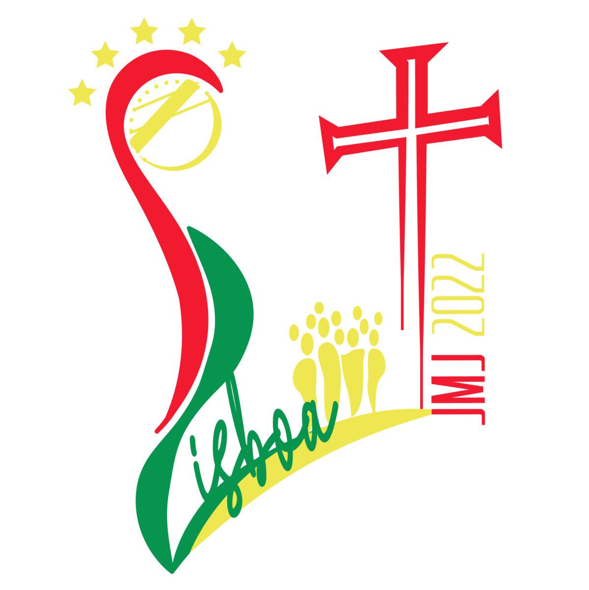 Logo Concours JMJ Lisbonne 2022
