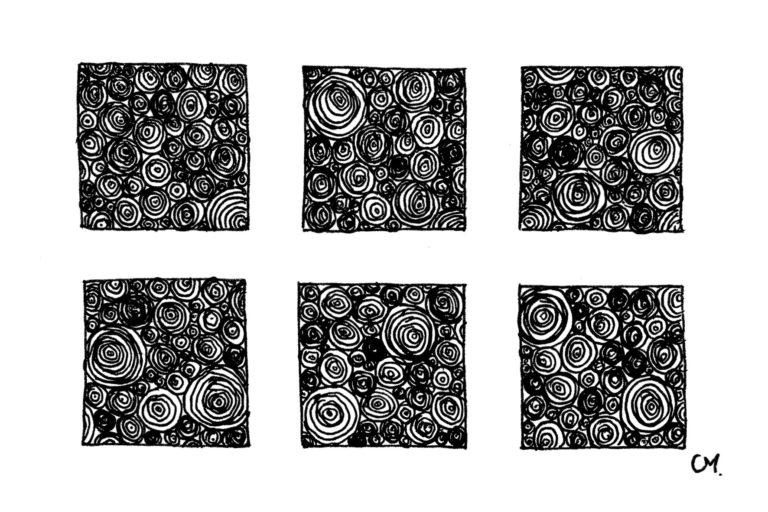 Motifs Floraux - petit - 4